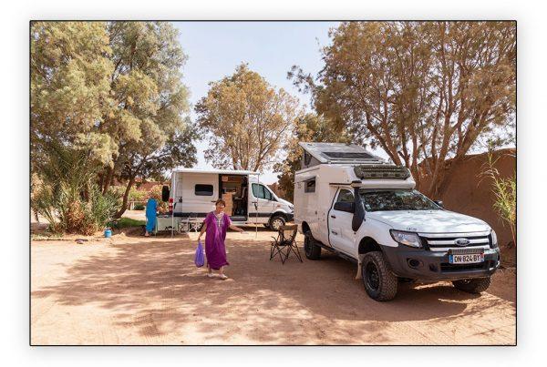 camping marocain