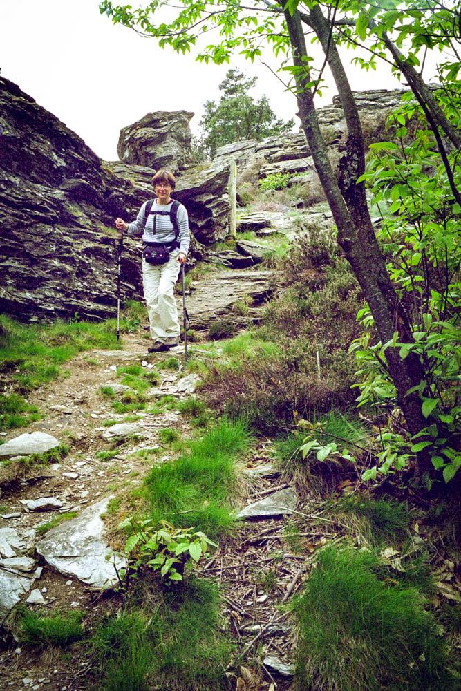 chemin des rocs de Galta