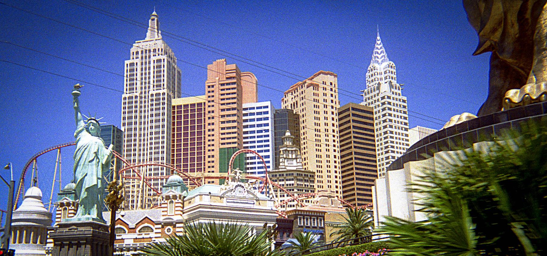 De Las Vegas à St George