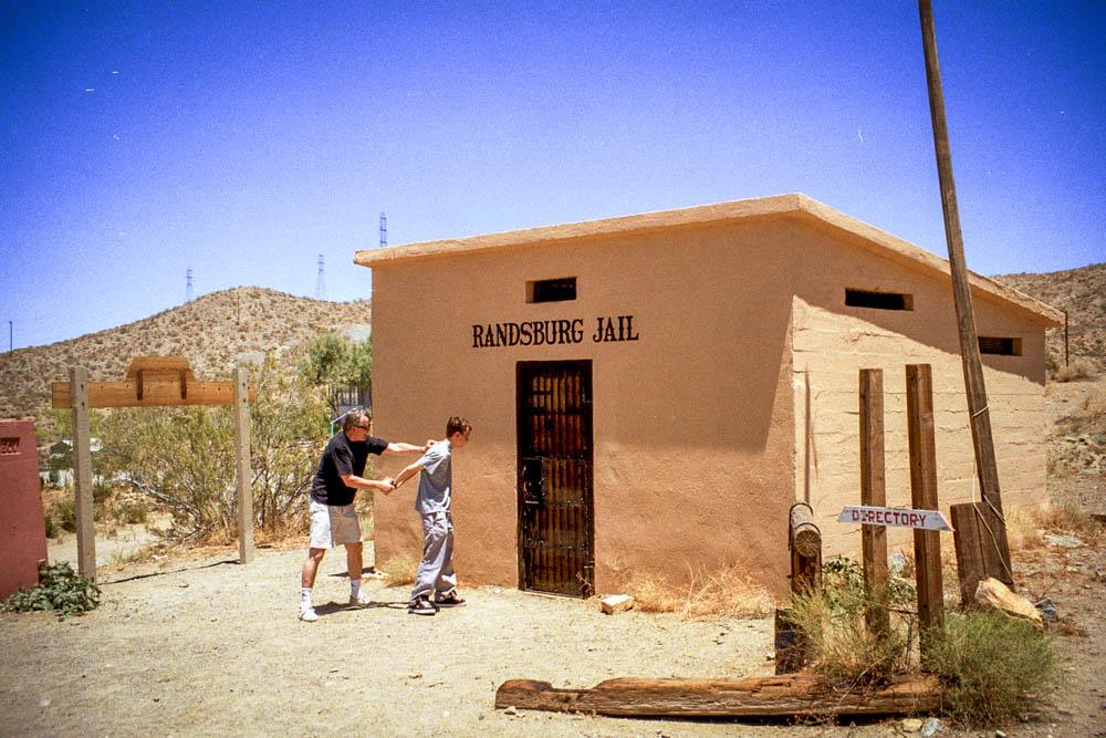 Randsburg prison