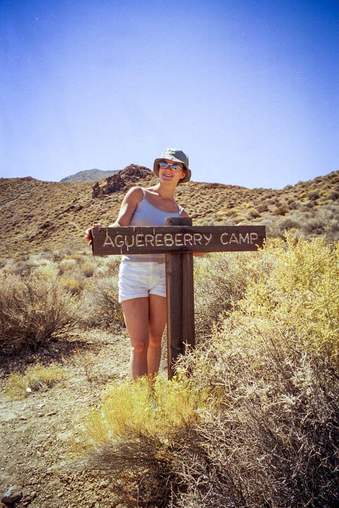 Aguereberry Camp