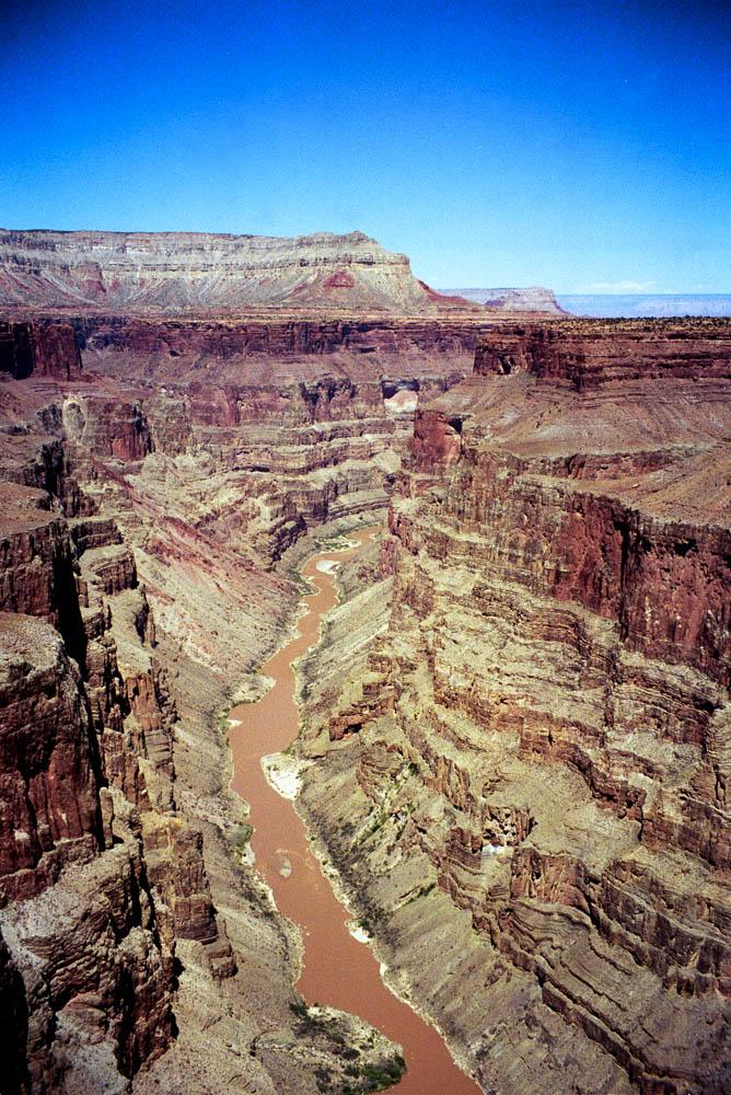 Le Grand Canyon : Toroweap