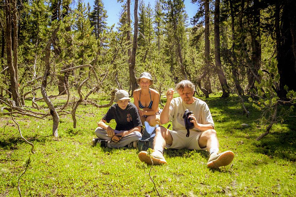 Yosemite National Park : Tuolumne Meadows