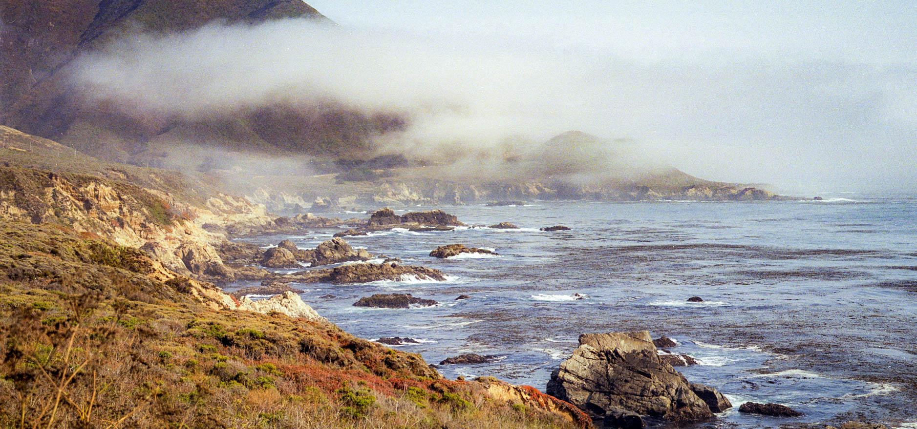 Route N°1, Monterey