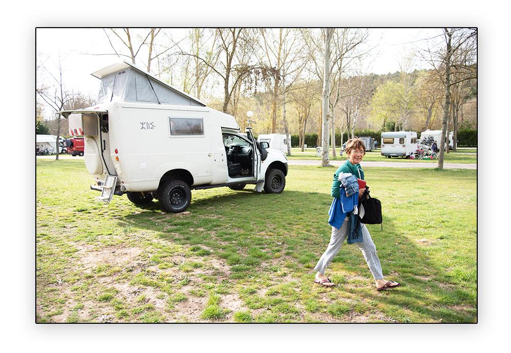Camping de Burgos