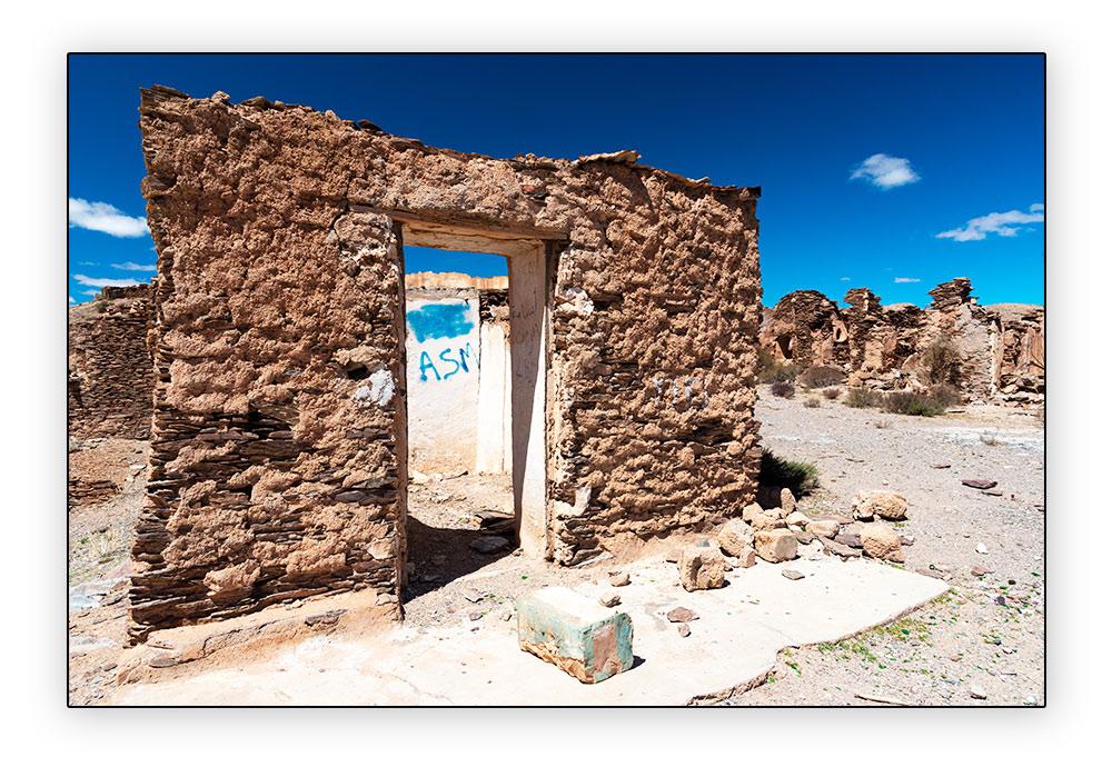 ruine à Enjil