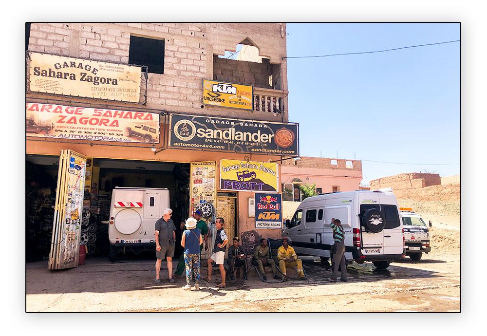 garage Sahara