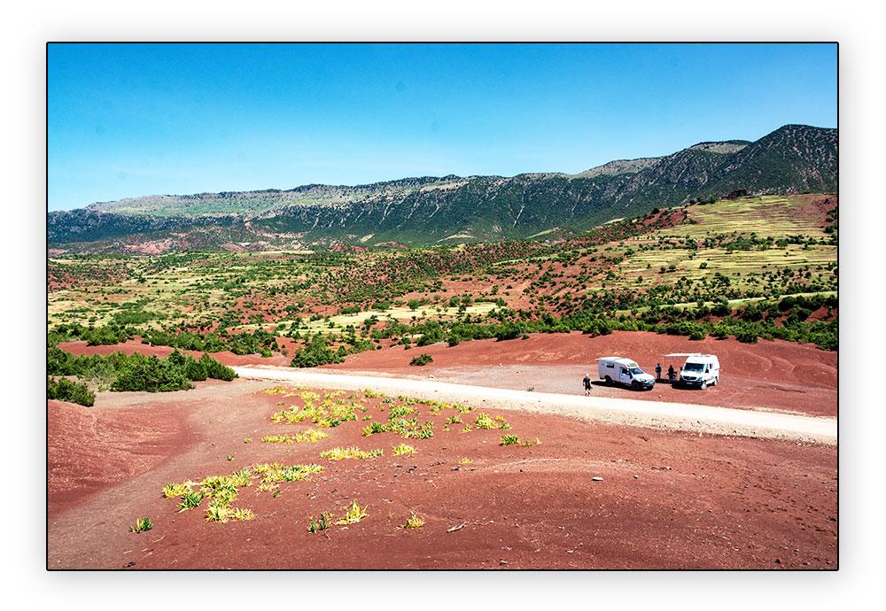 paysage du Maroc