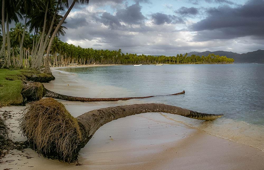 La plage du Casa Marina Bay