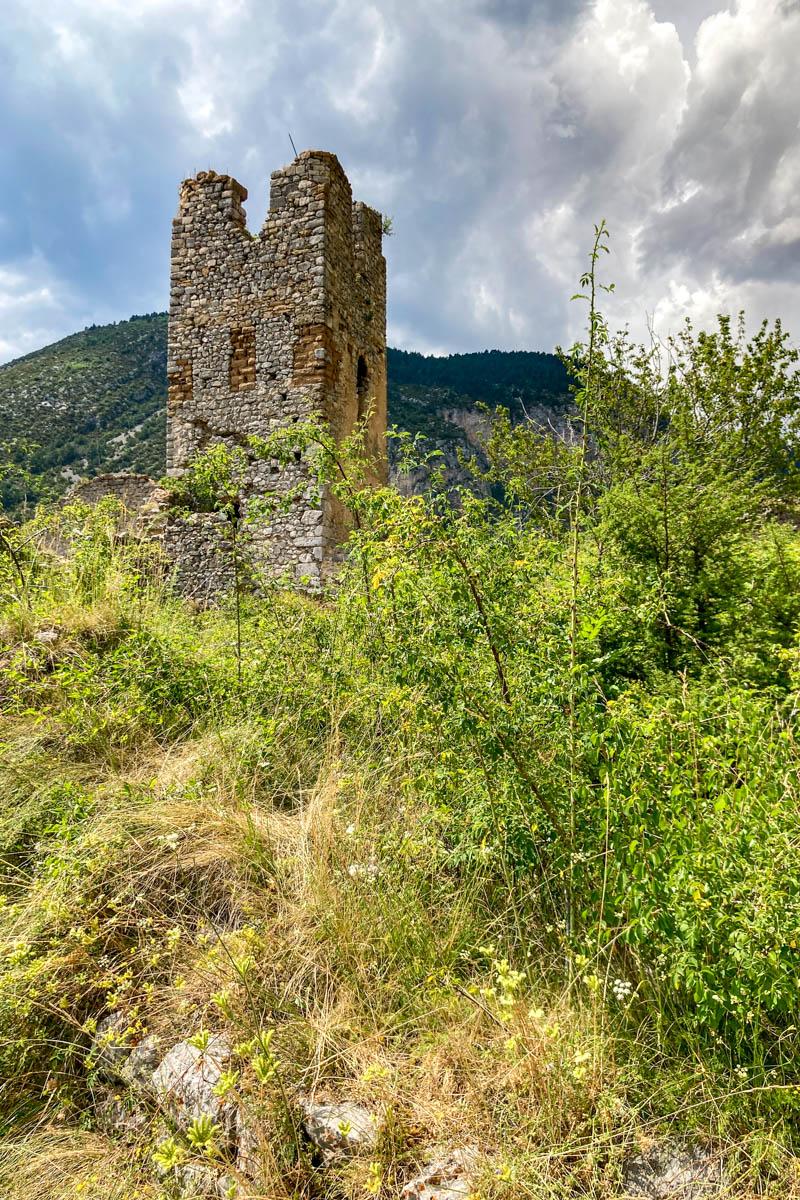 Château de Gosol