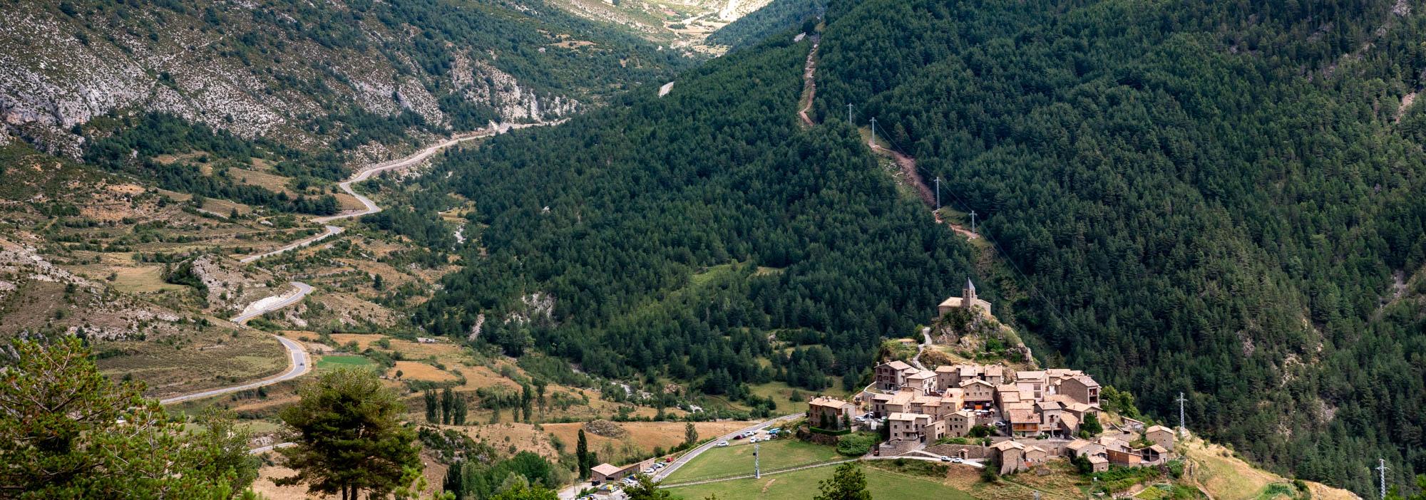 De Guardiola de Berguedà au parc naturel de Cadi