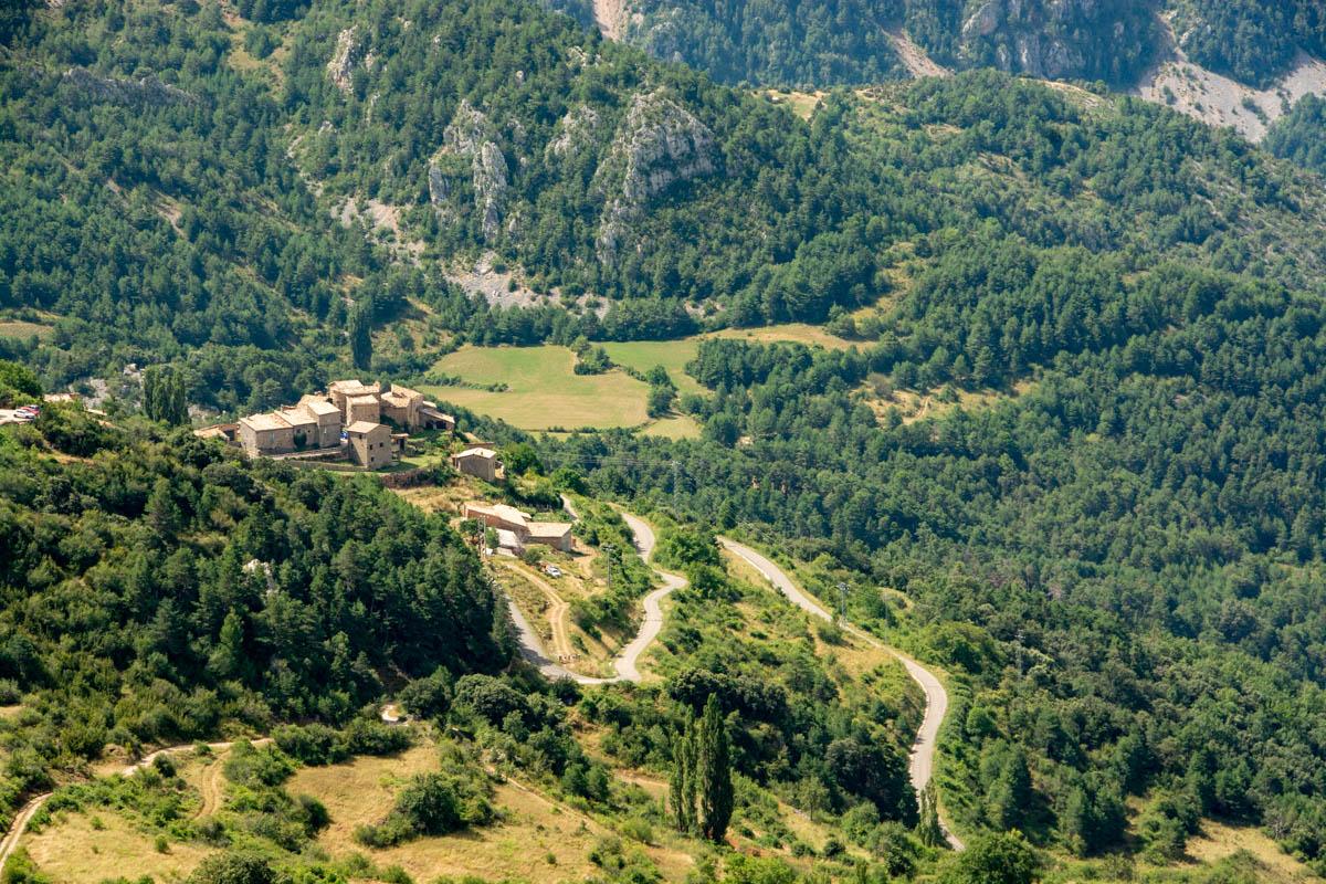 Village d'Ossera