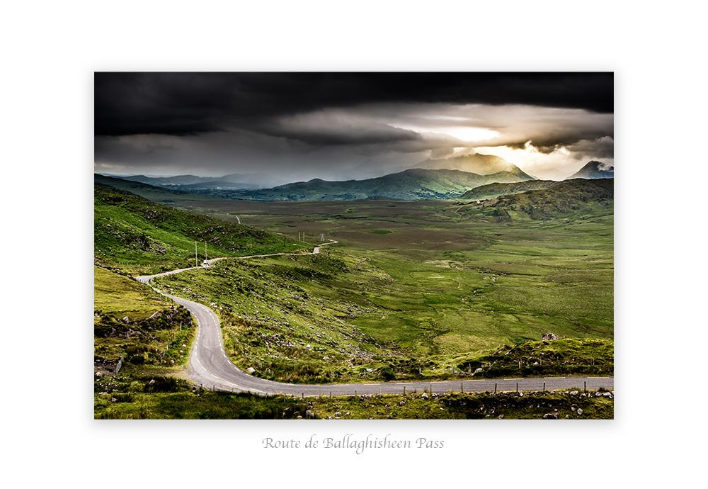 route d'irlande