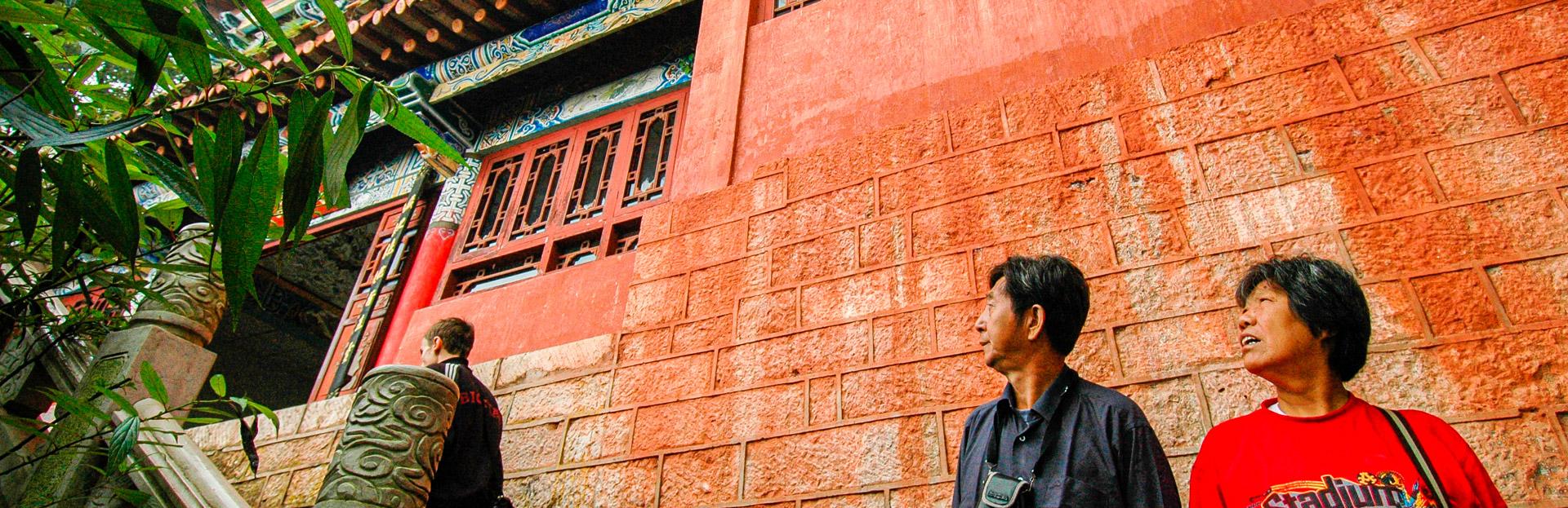 Kunming, les Collines de l'Ouest
