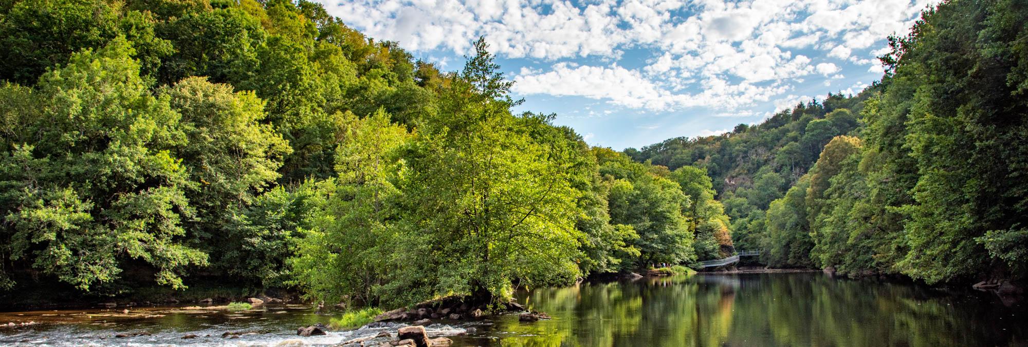 De Mayenne aux rives du Cher