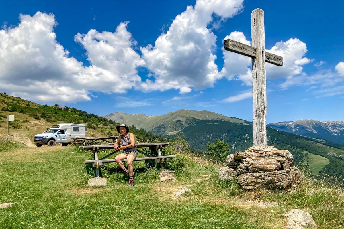 Croix de Fusta