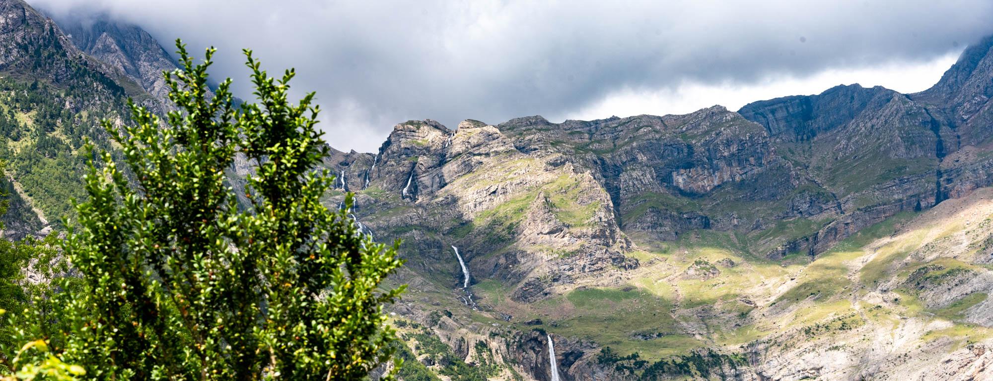 Randonnée au Mont-Perdu