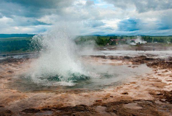 geyser Strokkur